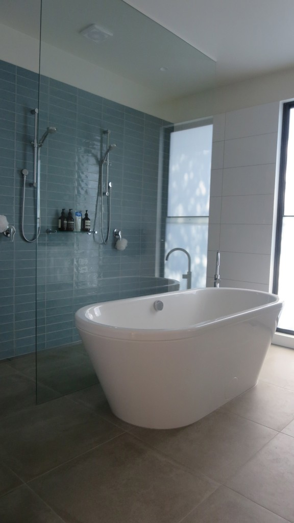 Blairgowrie House bathroom