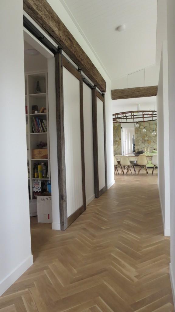 Mount Eliza House hallway view