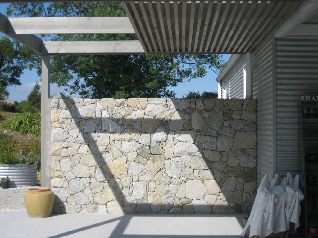 Fish Creek House entrance