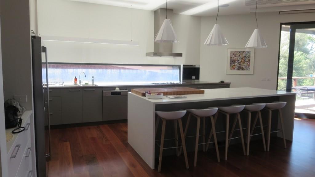 Blairgowrie House kitchen