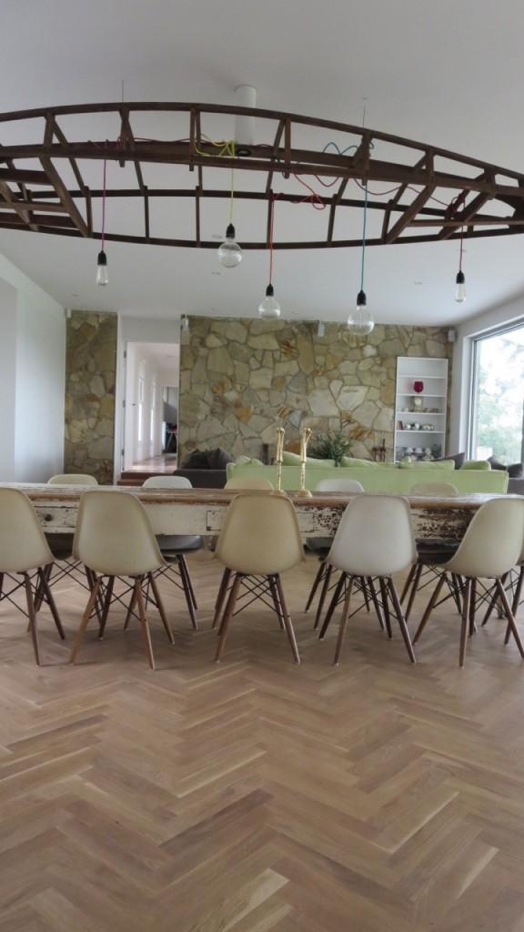 Mount Eliza House dining area