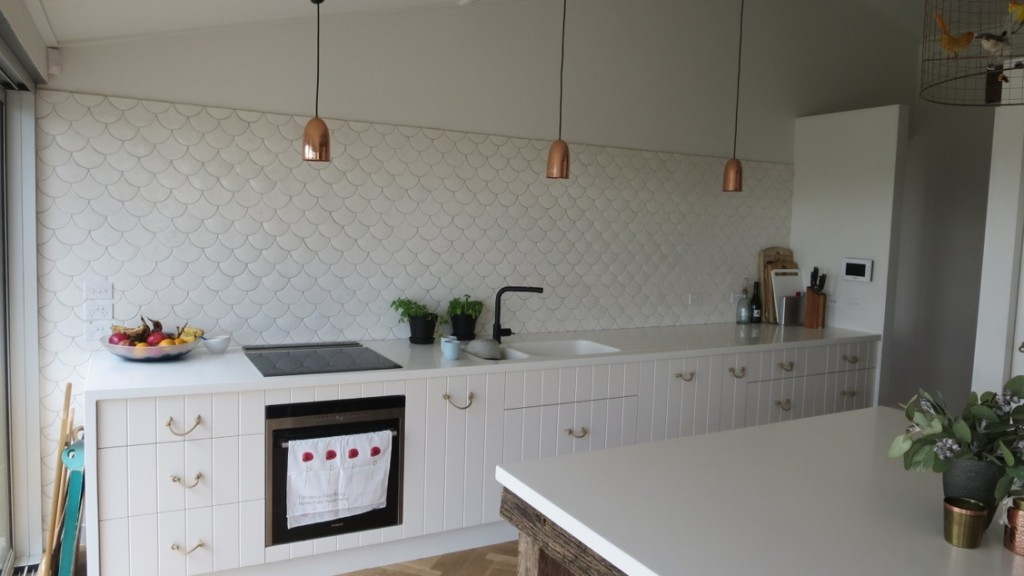 Mount Eliza House kitchen